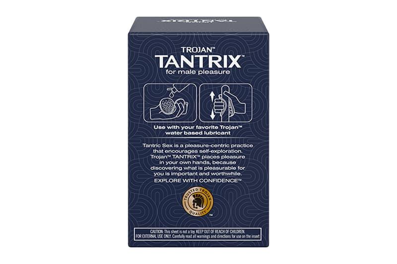Trojan Condoms Tantrix Masturbation Sleeve First Sex Toy Release Info Buy Price