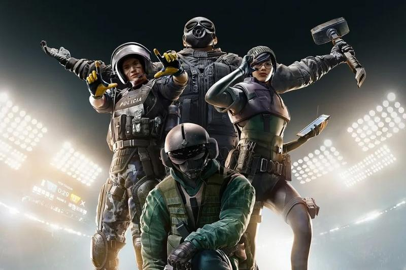 tom clancy ubisoft rainbow six siege first person shooter fps frames per second 4k resolution playstation 5 xbox series x s