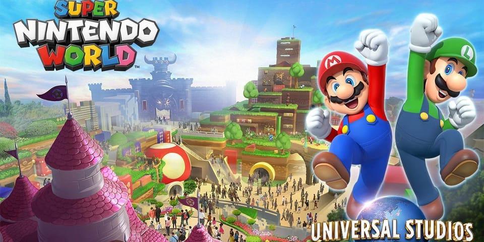 Super Nintendo World Finally Receives an Opening Date - HYPEBEAST