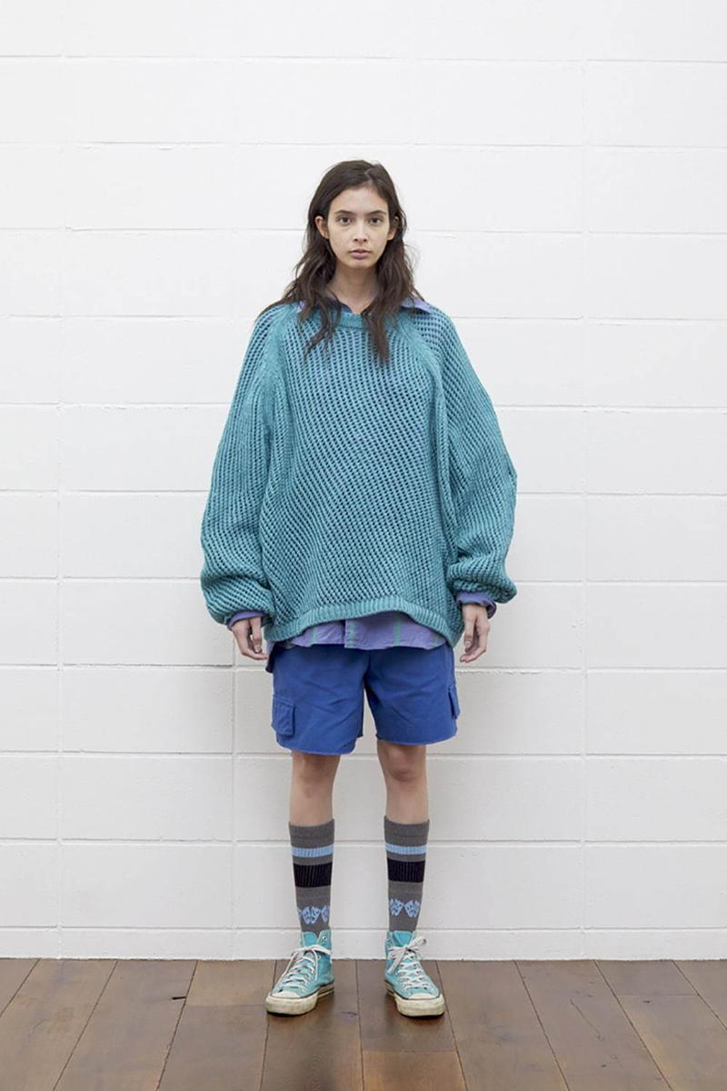 UNUSED Spring/Summer 2021 Collection Lookbook ss21 tokyo japan brand clothing