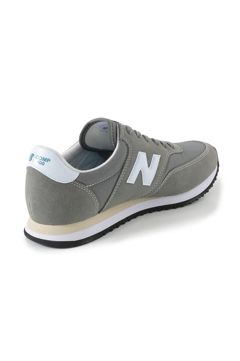 URBAN RESEARCH DOORS x New Balance COMP100 Collaboration sneaker sedona sage MLC100ND-DM14 colorway japan shoe release date info buy