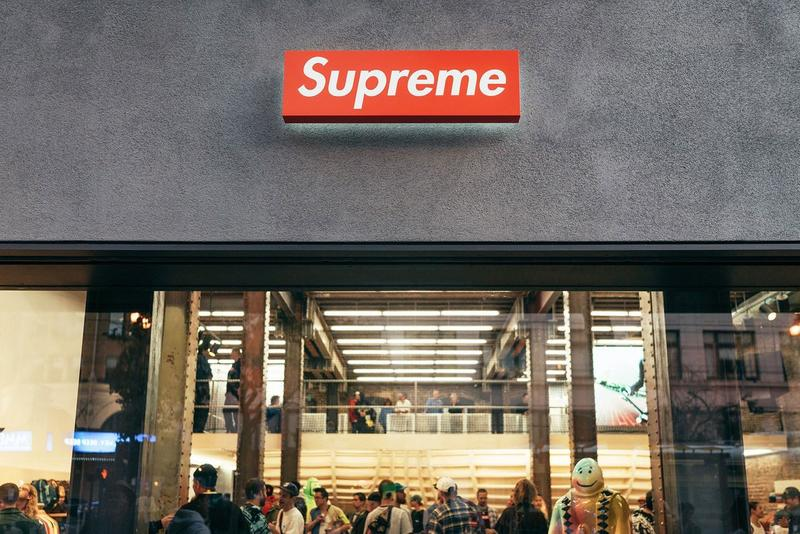 Supreme Acquired by VF Corporation Vans TImberland Dickies Business of Fashion James Jebbia