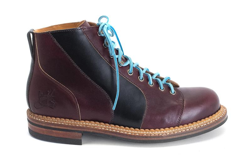 Fluevog x Viberg Racer Boot Holiday 2020 Collaboration footwear limited edition release date info boxer buy canada john