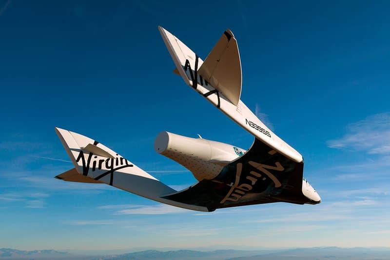 Virgin Galactic SpaceShipTwo Spaceport America spacecraft flights nasa earning report mission richard branson