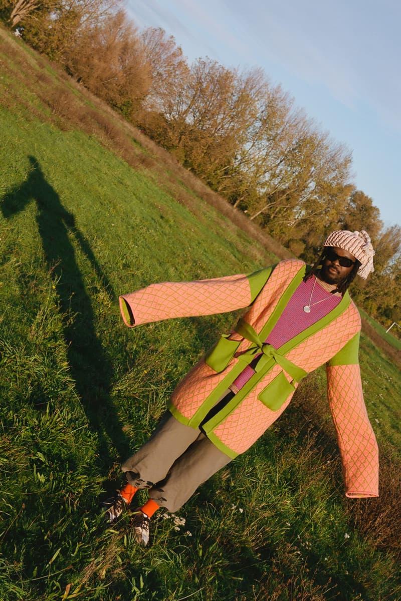 Cremate London Vitelli spring summer 2021 information release when does it drop knitwear