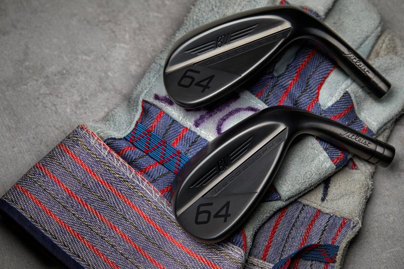 Vokey design WedgeWorks Limited Edition 64W Jimmy Walker info Golf Golf clubs Irons Wedges Sports Aaron Dill