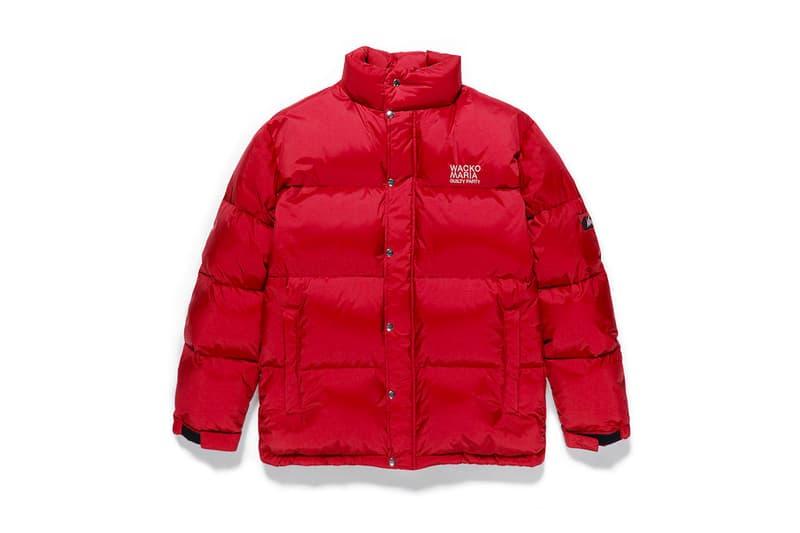 WACKO MARIA Nanga 2020 Capsule menswear streetwear jackets parkas liners leopard tiger camo puffer fw20 fall winter 2020 collection