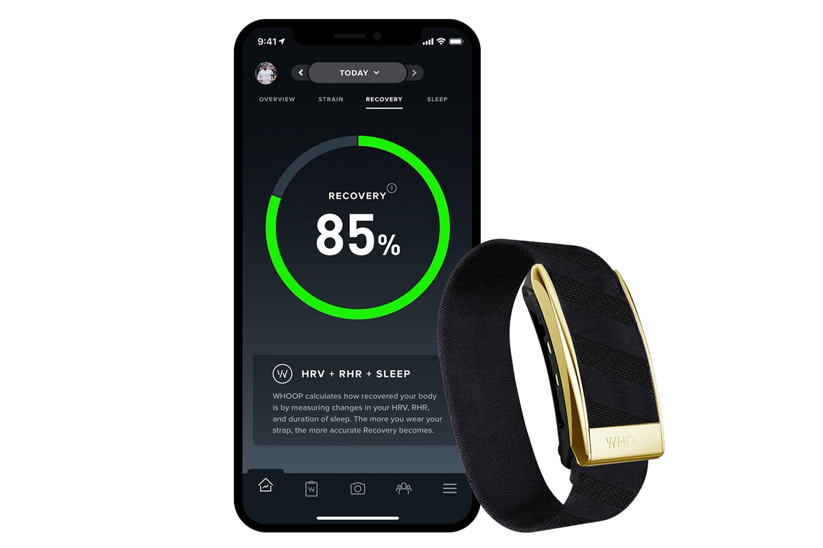 WHOOP Brings On the Go Coaching and Guidance to Fitness Tracker Wearables