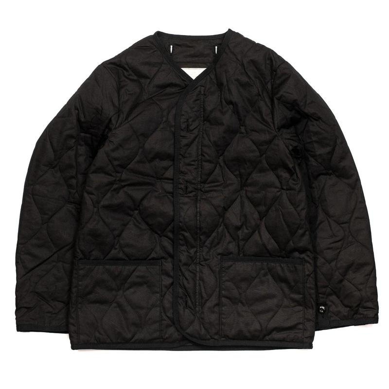 William Gibson x Buzz Rickson's FW20 Collaboration collection M-422A Leather Jacket m65 liner n-3b slender no stencil back m-51 clutch cafe outerwear fall winter 2020 drop release date