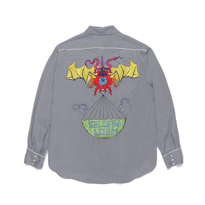WOLF'S HEAD x WACKO MARIA FW20 Rockabilly Collaboration collection capsule fall winter 2020 apparel jewelry