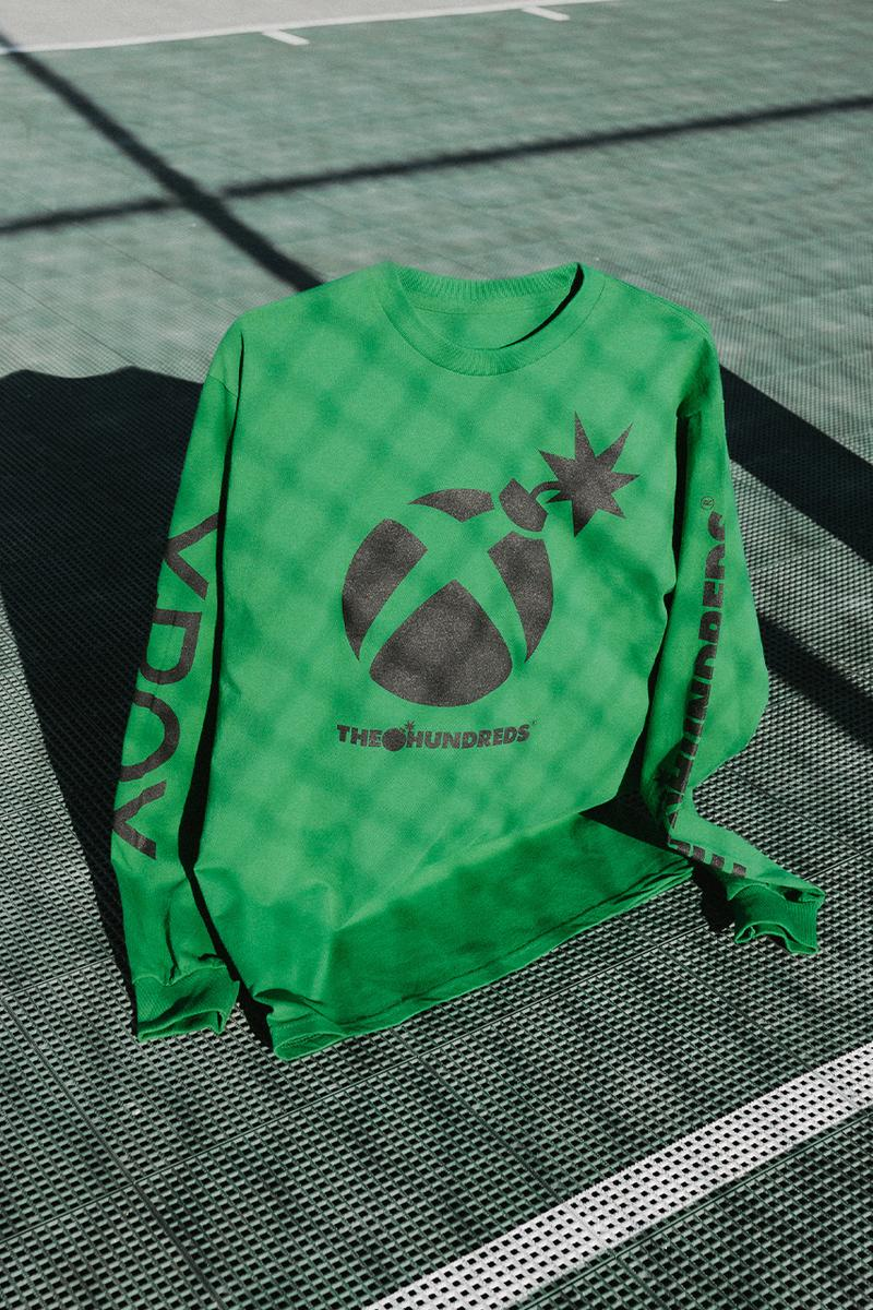 the hundreds xbox one collaboration release apparel information special controller limited edition controller