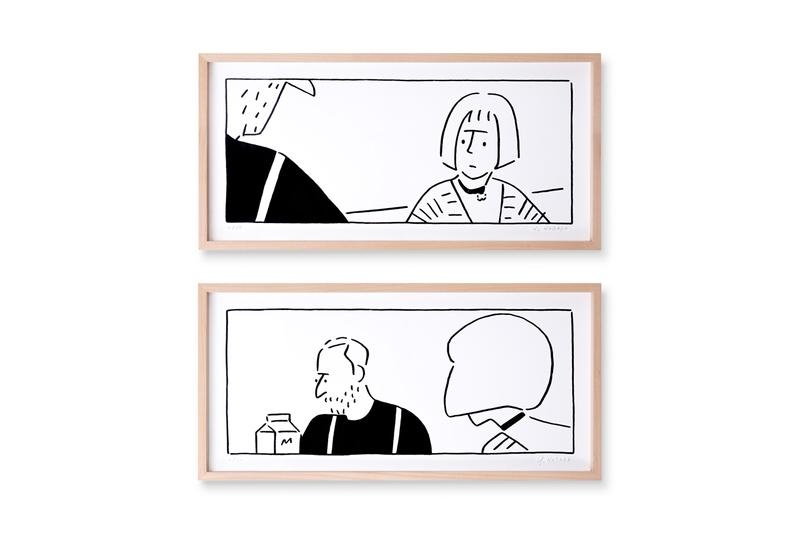 yu nagaba shot reverse shot silkscreen prints allrightsreserved movies films artworks