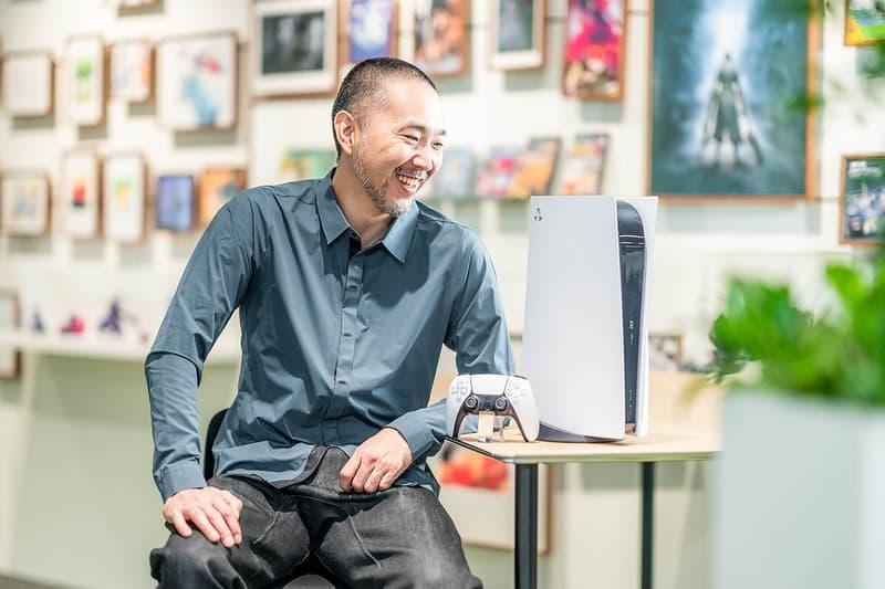 yujin morisawa interview playstation 5 ps5 design console