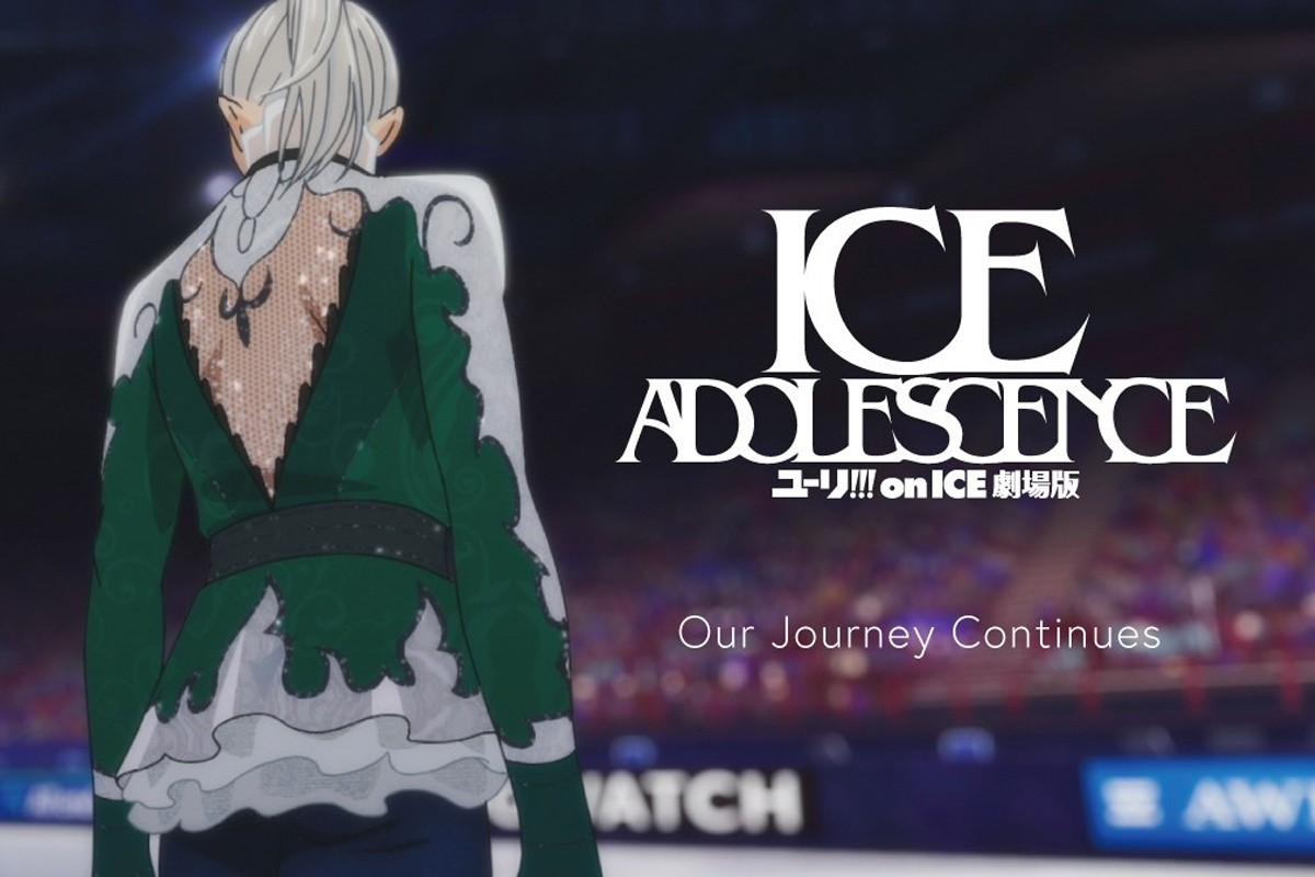 'Yuri!!! on ICE' Drops First Teaser for Upcoming Feature Film 'ICE ADOLESCENCE'