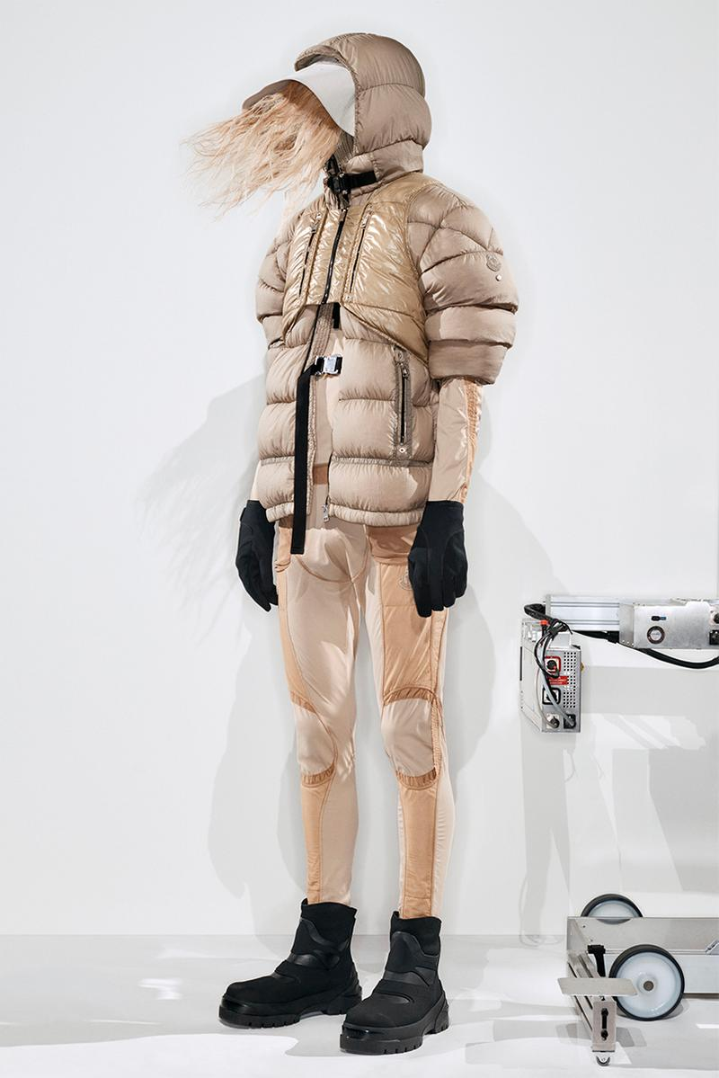 Moncler Genius 6 MONCLER 1017 ALYX 9SM matthew m williams designer givenchy functional utility puffer jackets parkas trousers trench coats padded garments