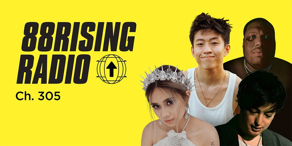 """88rising and SiriusXM Debut """"88RISING RADIO"""": An All-Asian Artist Music Channel"""