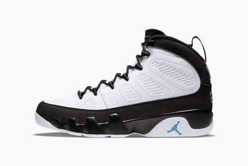 """Air Jordan 9 """"University Blue"""""""