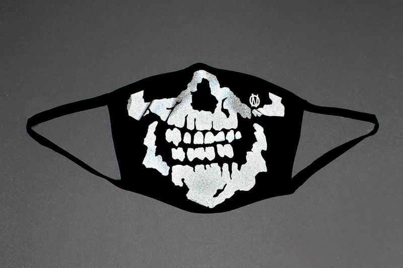 99percentis %IS- Born to Bone Series Release Info Skull Puffer Jacket Mask Buy Price