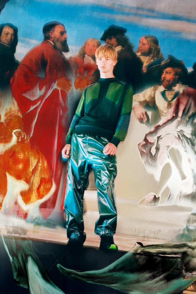 LV LV2054 Louis Vuitton 2020 fall winter 2020 Virgil Abloh release information skiwear sportswear