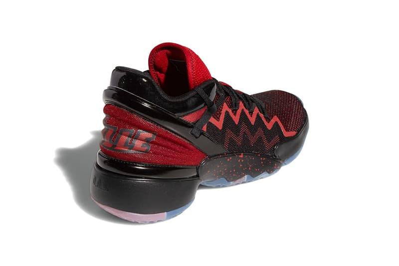 adidas don issue 2 louisville fy6121 release info date price photos store list donovan mitchell university of louisville cardinals