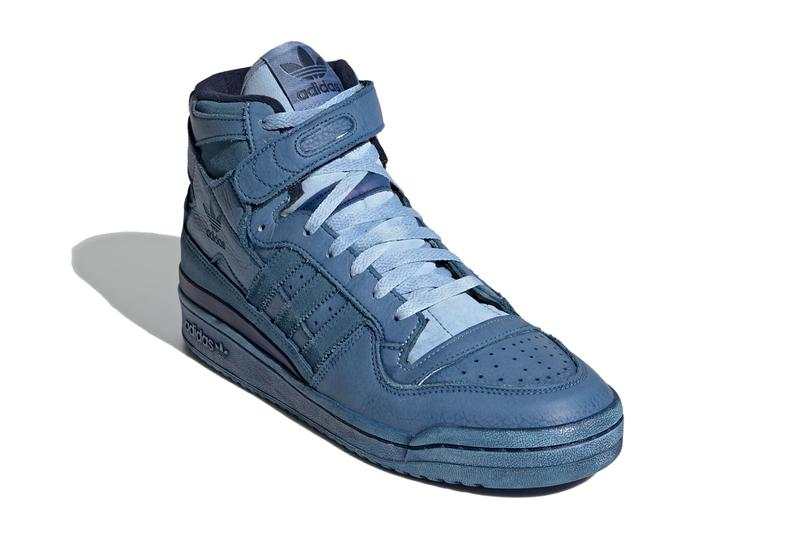 adidas originals forum 84 high indigo dye blue cloud white FY7794 official release date info photos price store list buying guide