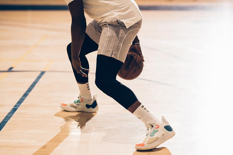 james harden adidas basketball vol 5 Futurenatural lightstrike boost official release date info photos price store list buying guide