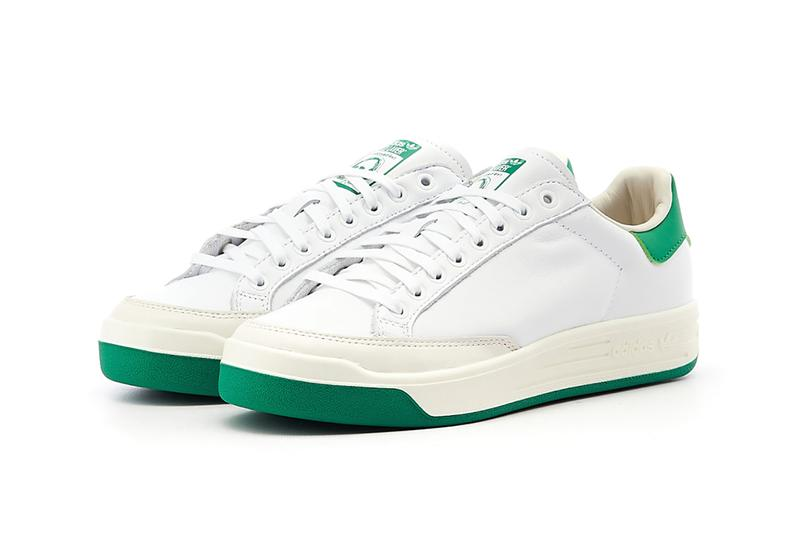 adidas rod laver white green fx5605 release info date photos price store list buying guide originals