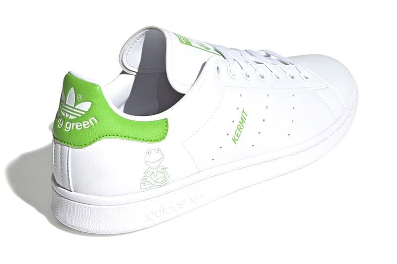 kermit the frog adidas stan smith sneaker shoe footwear