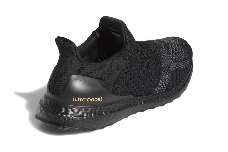 adidas ULTRABOOST 1 DNA Core Black G55366 menswear streetwear shoes kicks runners footwear sneakers fall winter 2020 fw20 collection