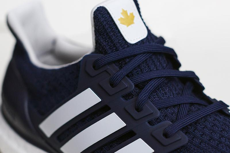 adidas running originals ultraboost dna terry fox marathon of hope 40th anniversary navy white gold blue canada official release date info photos price store list buying guide