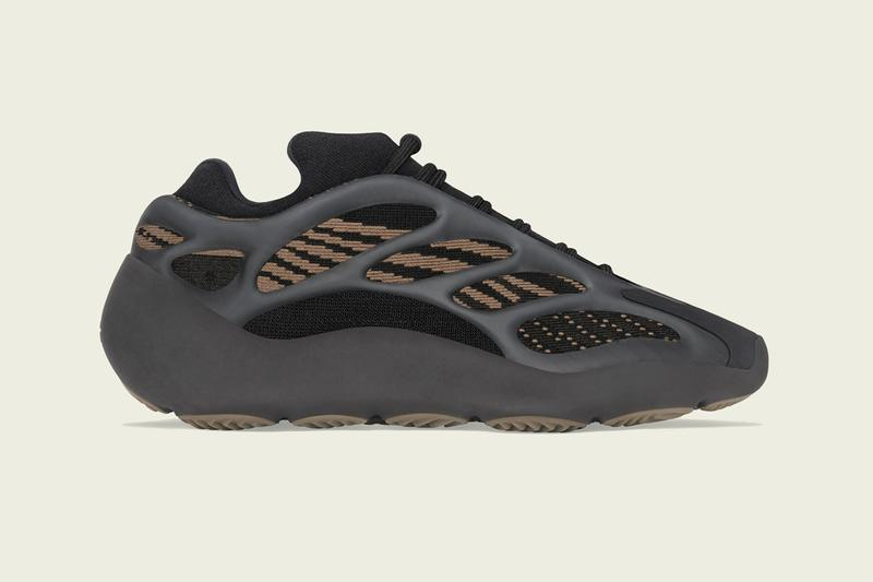 """adidas YEEZY 700 V3 """"Clay Brown"""" GY0189 Sneaker Release Information Drop Date First Closer Look Kanye West Three Stripes Ye Alvah Arzareth Azael"""