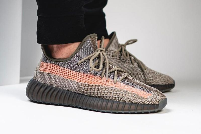 adidas YEEZY BOOST 350 V2 Ash Stone Closer Look Release Info gw0089 Buy Price Date