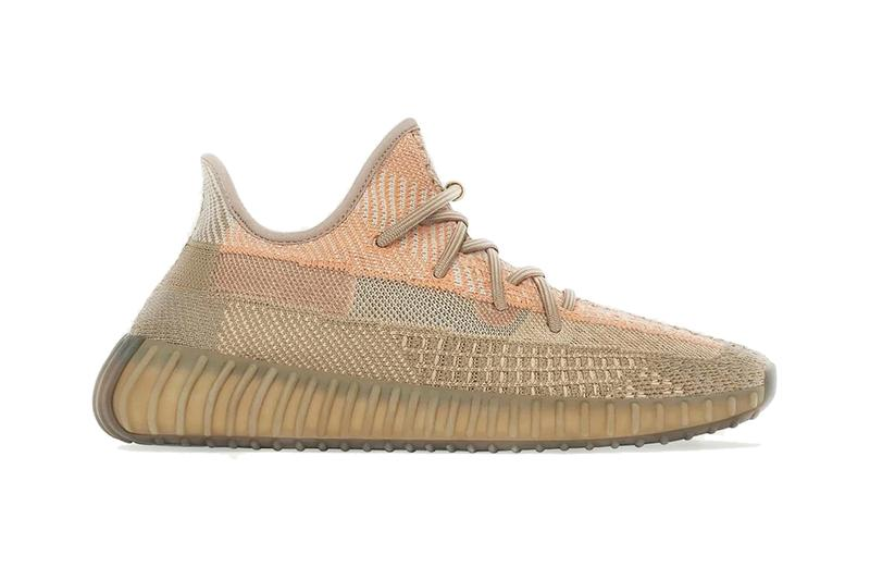 kanye west adidas yeezy boost 350 v2 sand taupe FZ5240 official release date info photos price store list buying guide