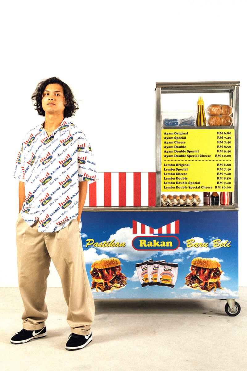 against lab 3 in one rakan release info t-shirt short sleeve button up streetfood roadside burger release info photos pricing store list buying guide