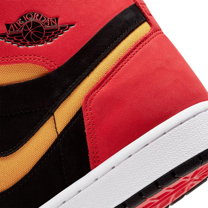 air jordan 1 high zoom chile red black university gold ct0978 006 release date photos store list buying guide