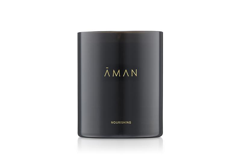 aman spa candles grounding nourishing purifying scents release info date photos pricing buying guide