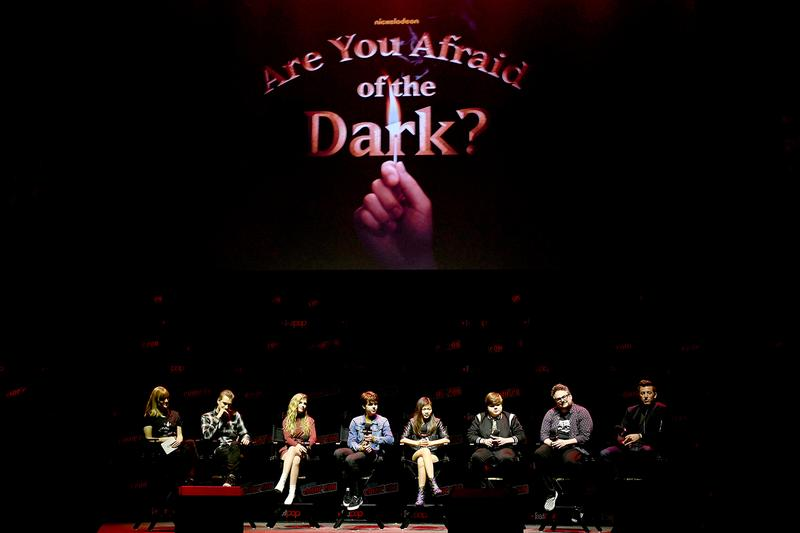 Are You Afraid of the Dark Season 2 Teaser Title Nickelodeon tv series anthology reboot show television
