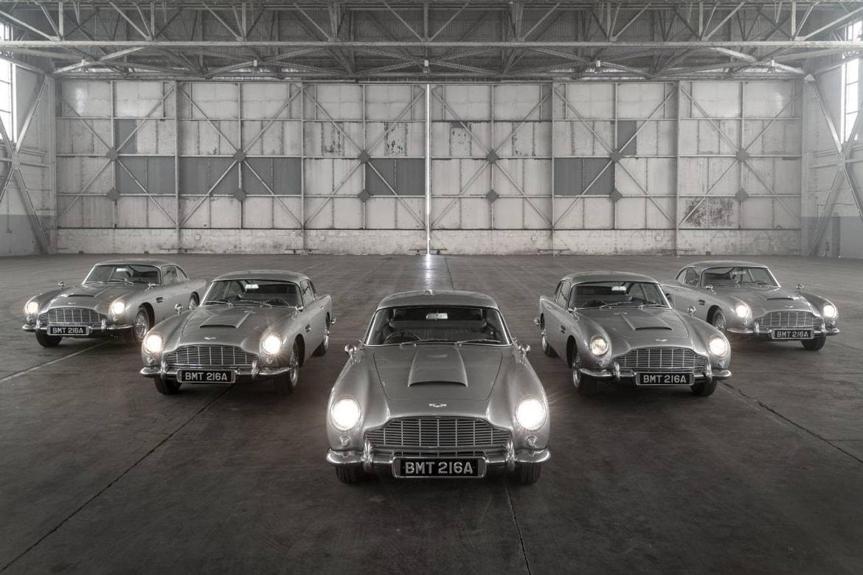Aston Martin Db5 Goldfinger James Bond 007 Car Info Hypebeast