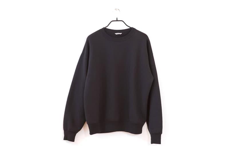 Stylist Shibutsu AURALEE 2020 Cashmere Series menswear streetwear fall winter 2020 collection fw20 coats jackets sweaters knitwear