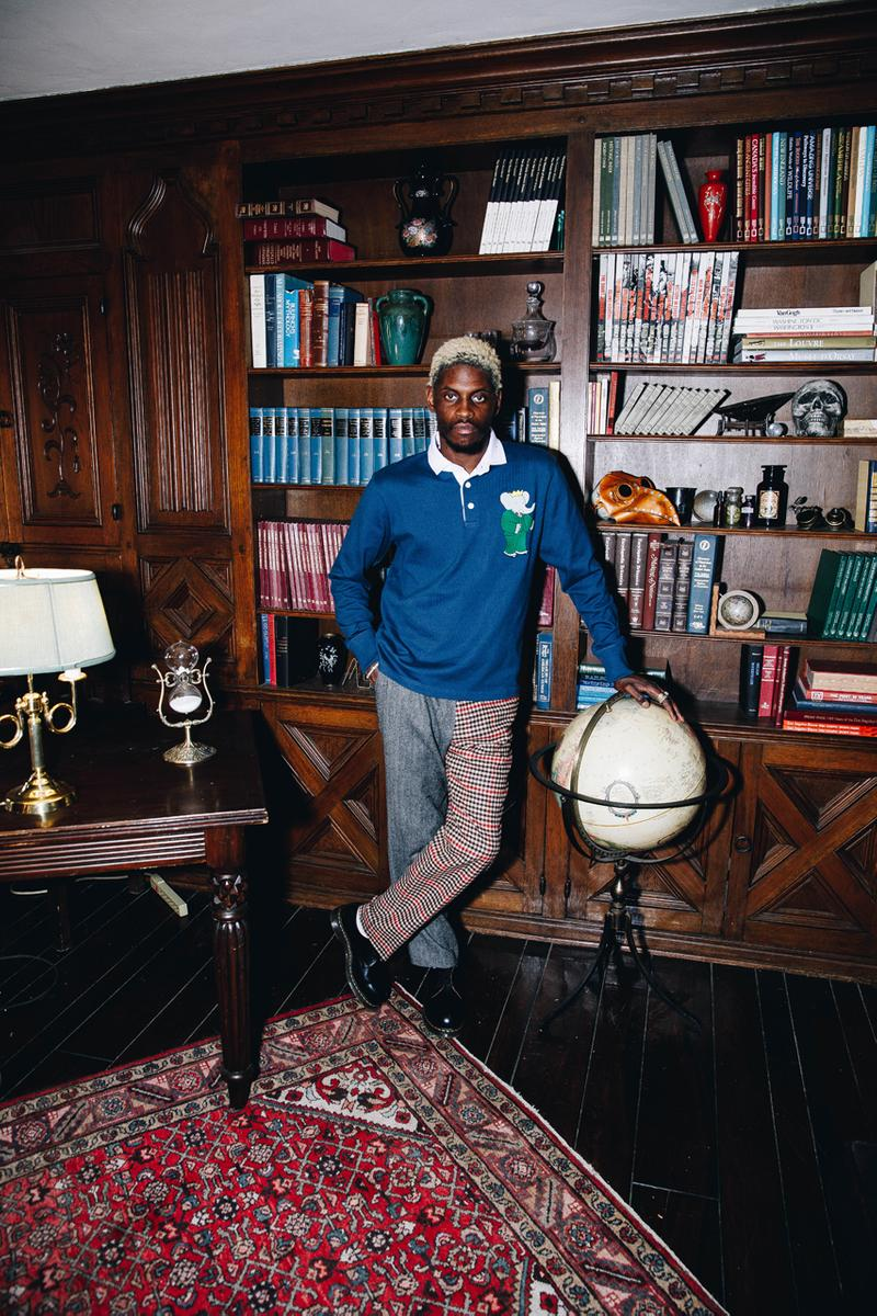 Babar the Elephant x Rowing Blazers Fall/Winter 2020 Collection FW20 Lookbook A$AP Nast Ty Hampton Nelvana and The Clifford Ross Company Jean de Brunhoff