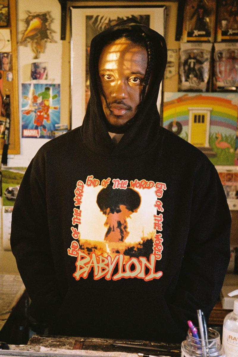 babylon la third delivery fall 2020 collection release info date cb anorak jacket vest graphic tees hoodies