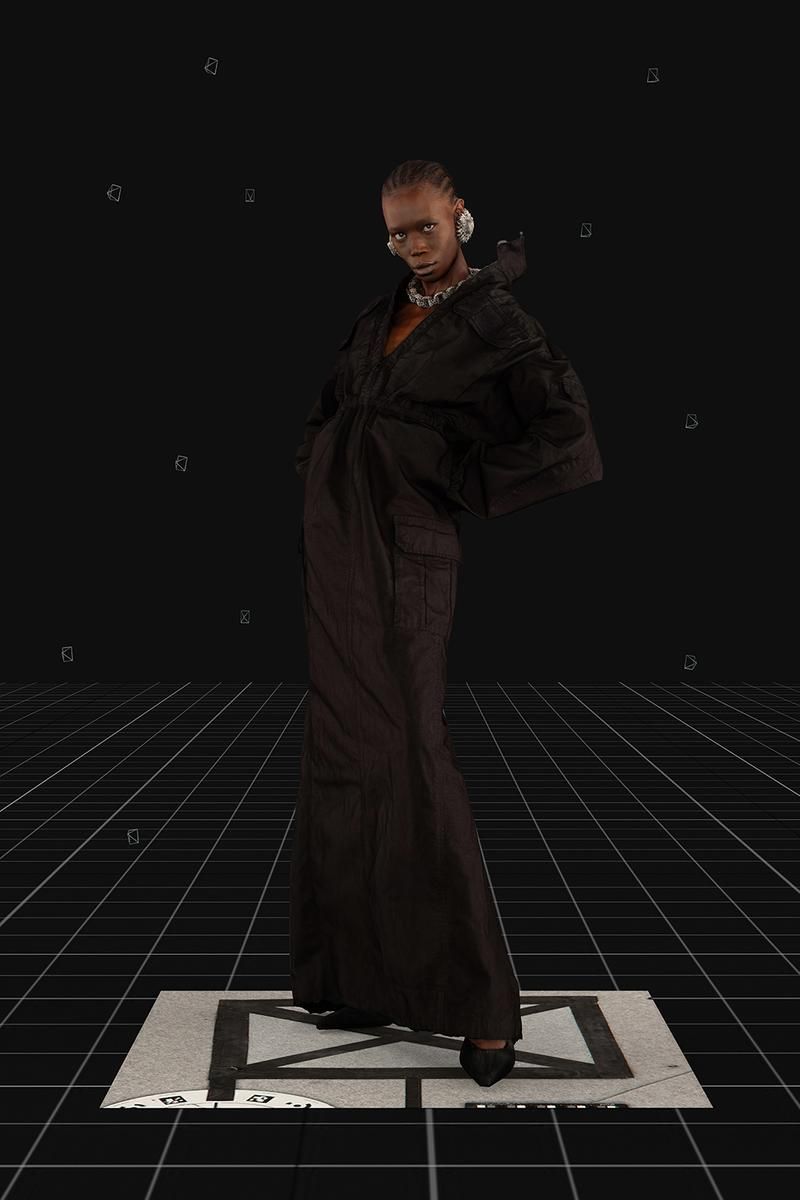 balenciaga demna gvasalia fall 2021 collection video game afterworld the age of tomorrow details release information play online