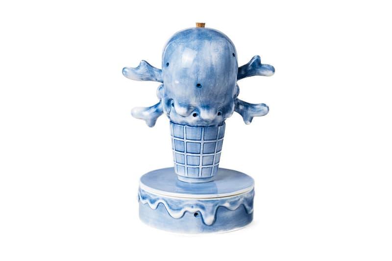bbc ice cream yeenjoy studio incense chamber release info photos buying guide porcelain cones n bones