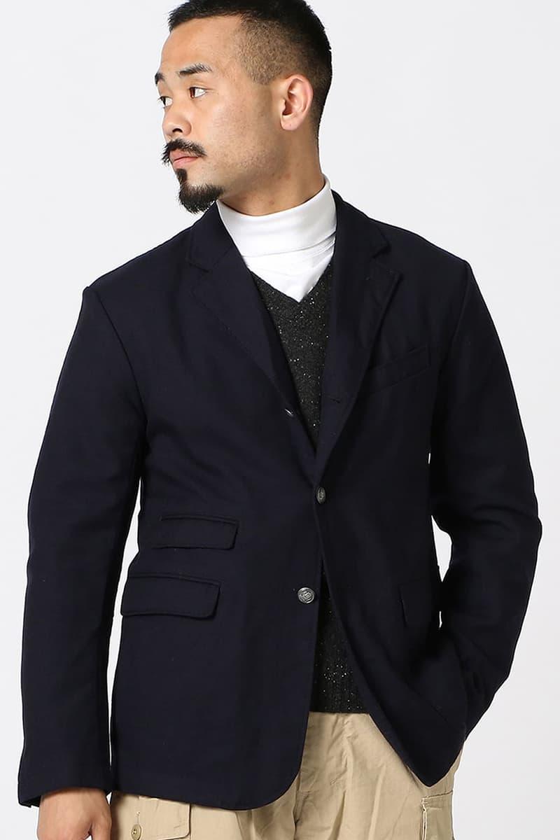 BEAMS x Engineered Garments FW20 Exclusive items jacket coat parka patchwork fall winter 2020 boy plus highland grassfield balmizon mid field jacket japan