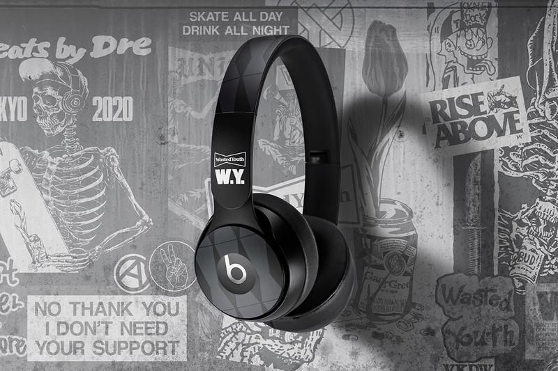 wasted youth verdy beats solo pro release details buy cop purchase dexter navy travis barker