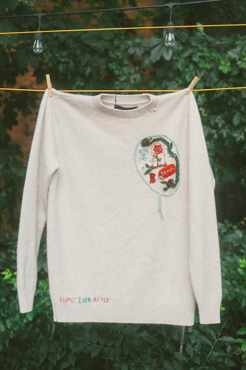 bentgablenits Fairytales Sweaters Release Info Buy Price The Elder Statesman Lookbook cashmere