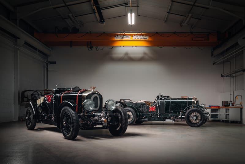 "Bentley Blower ""Car Zero"" Prototype Continuation Series 40000 Hour Build British Pre-World War 2 II Automotive History Vintage Racer 929 4½-litre Supercharged Team Car Sir Henry 'Tim' Birkin"