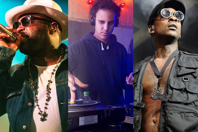 Best Music Projects December 2020 Week 1 black thought statik selektah four tet reggie shoreline mafia drakeo the ruler fivio foreign skepta