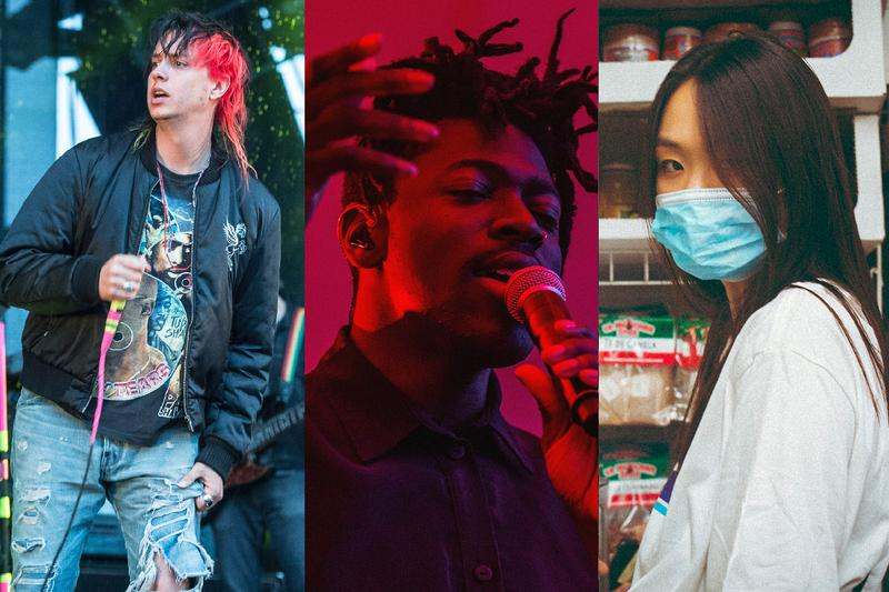 Best Music Projects December 2020 Week 3 the voidz moses sumney park hye jin nosaj thing heem q bakar tobi lou jahmed