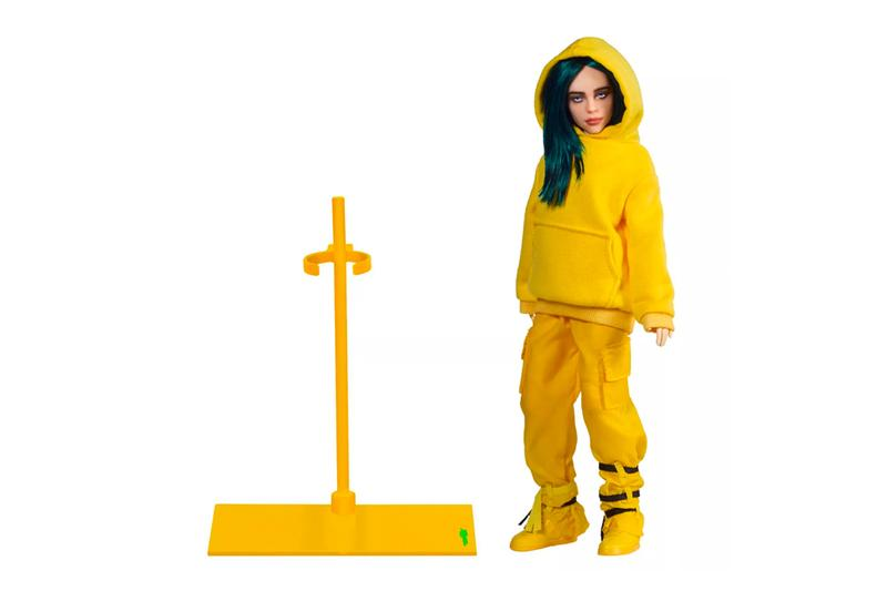 Billie Eilish Action Figure Collectible Music Bad Guy All The Good Girls Go To Hell Toys Target Documentary Apple TV Plus